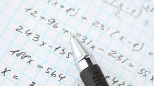 Preview wallpaper pen, notebook, cell, formula, study