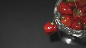 Preview wallpaper pepper, chili, canned