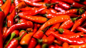 Preview wallpaper pepper, red, vegetable