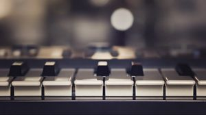 Preview wallpaper piano, music, keys, musical instrument
