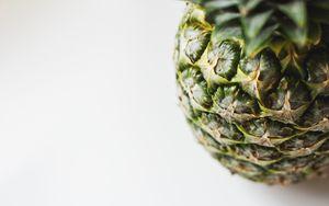 Preview wallpaper pineapple, fruit, fresh
