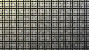 Preview wallpaper pixels, mosaic, monochrome, bw, gradient