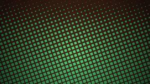 Preview wallpaper pixels, squares, texture, green