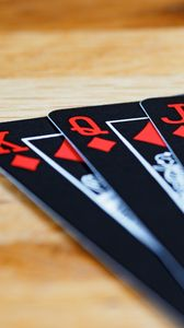 Preview wallpaper playing cards, cards, game