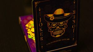 Preview wallpaper playing cards, cards, joker, deck