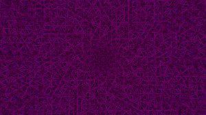 Preview wallpaper plexus, geometric, lines