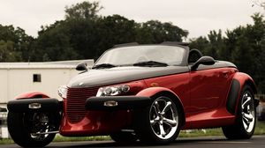 Preview wallpaper plymouth prowler, plymouth, retro