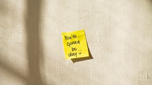 Preview wallpaper positive, motivation, text, smile, smiley