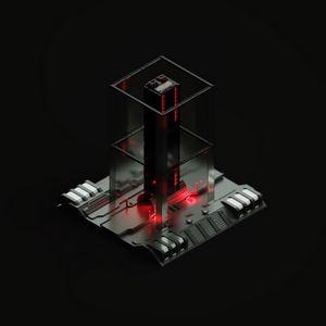 Preview wallpaper processor, technology, 3d