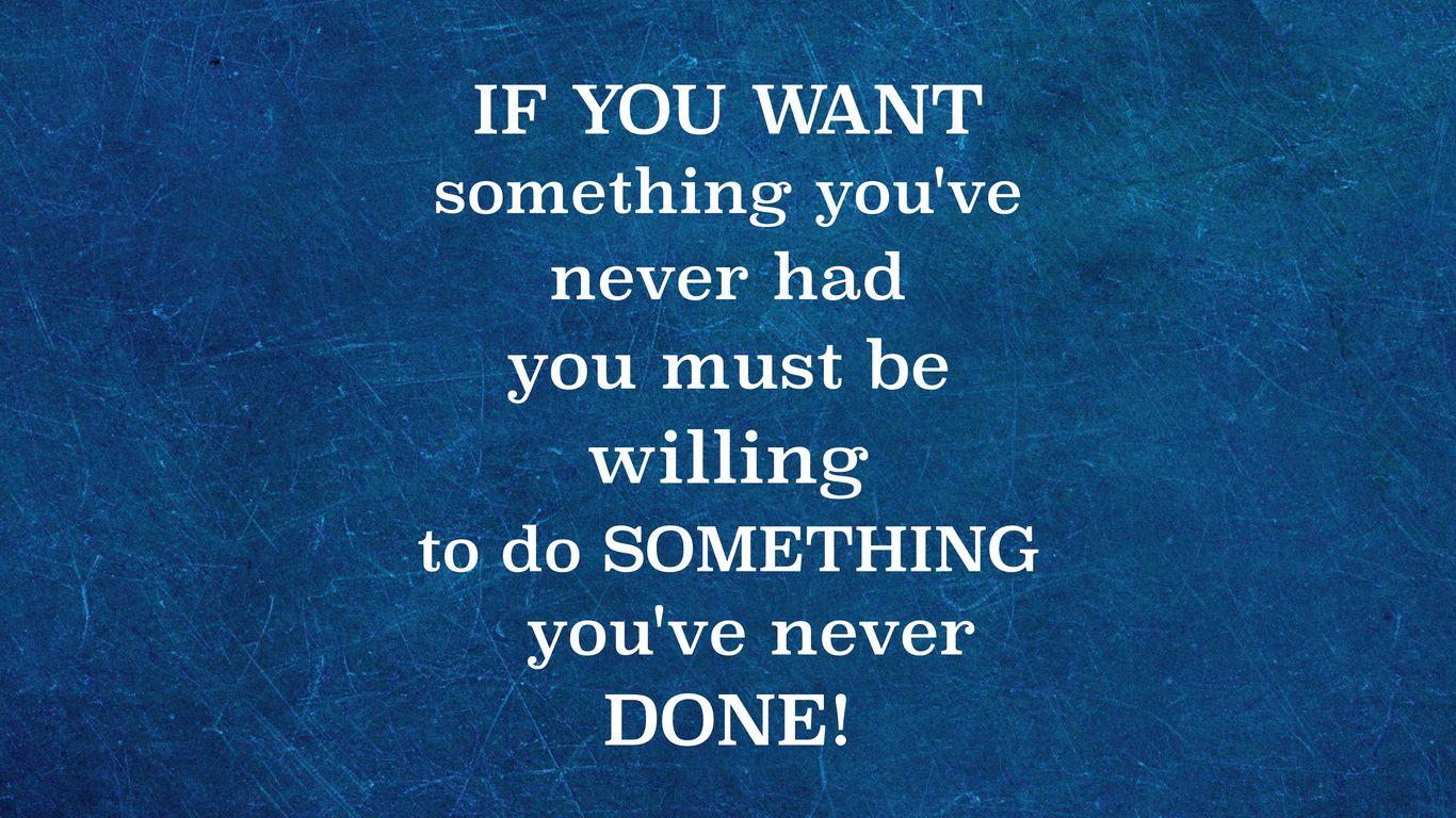 1366x768 Wallpaper quote, inscription, motivation, inspiration, text, words