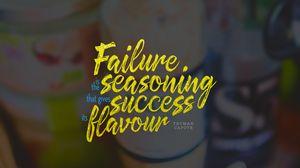 Preview wallpaper quote, motivation, inspiration, failure, luck, success
