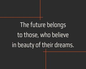Preview wallpaper future, life, motivation, inspiration