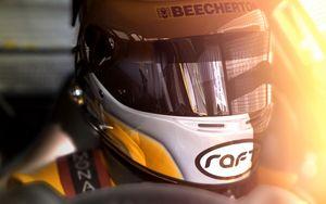Preview wallpaper racer, racing, helmet