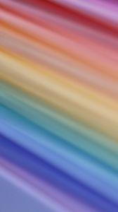 Preview wallpaper rainbow, stripes, gradient, colorful, blur