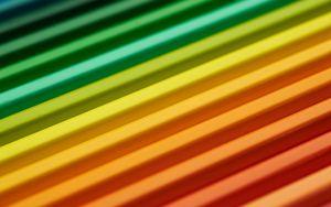 Preview wallpaper rainbow, stripes, lines, gradient