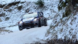 Preview wallpaper rally, car, wrc, ford fiesta
