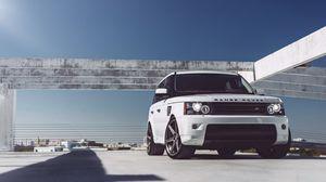 Preview wallpaper range rover, auto, car, cars