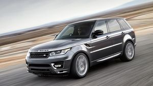 Preview wallpaper range rover, sport, suv, cars, style
