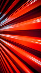 Preview wallpaper rays, laser, red, lines, abstraction