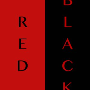 Preview wallpaper red, black, color, words