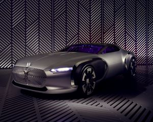Preview wallpaper renault, corbusier, front view, concept