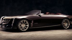 Preview wallpaper ride, cadillac, luxury, edition, sports car