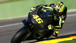 Preview wallpaper rider, motorcycle, motogp, valentino rossi, 2014