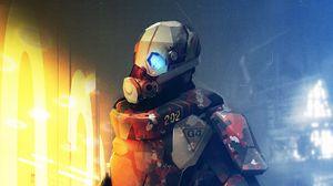 Preview wallpaper robot, cyborg, future, art
