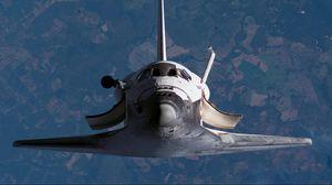 Preview wallpaper rocket, flight, space