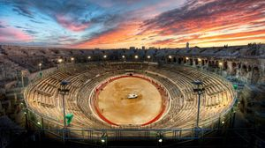 Preview wallpaper rome, italy, arena, antiquity, monument