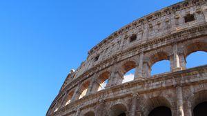 Preview wallpaper rome, italy, coliseum, architecture