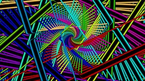 Preview wallpaper rotation, bright, multi-colored