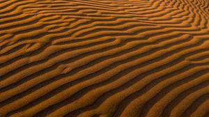 Preview wallpaper sand, surface, desert