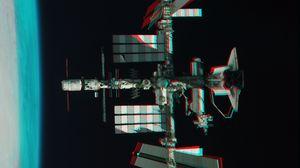 Preview wallpaper satellite, orbit, space