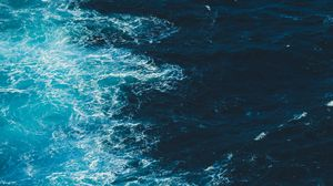 Preview wallpaper sea, ocean, waves