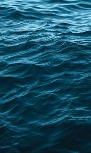 Preview wallpaper sea, water, waves, ripples, depth