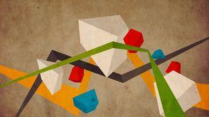 Preview wallpaper shape, color, light