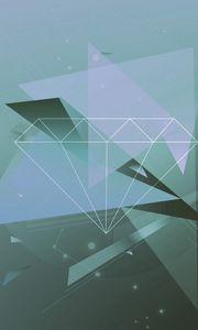 Preview wallpaper shapes, shape, line, points