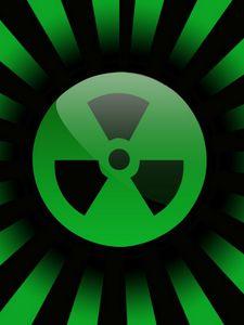 Preview wallpaper sign, radiation, circle, band