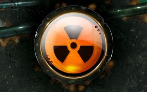 Preview wallpaper sign, radiation, circle, symbol
