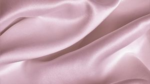Preview wallpaper silk, fabric, folds, texture, pink, delicate