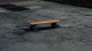 Preview wallpaper skate, street, asphalt, urban, sport