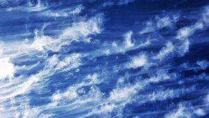 Preview wallpaper sky, clouds, atmosphere, height