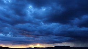 Preview wallpaper sky, distance, light, sun