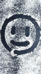 Preview wallpaper smiley, smile, powder
