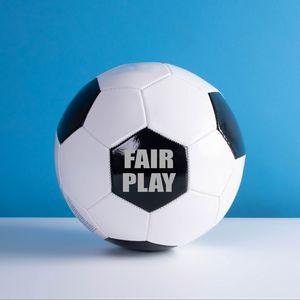 Preview wallpaper soccer ball, ball, football, phrase, words