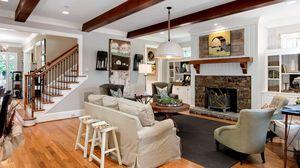 Preview wallpaper sofa, bathroom, living room, furniture