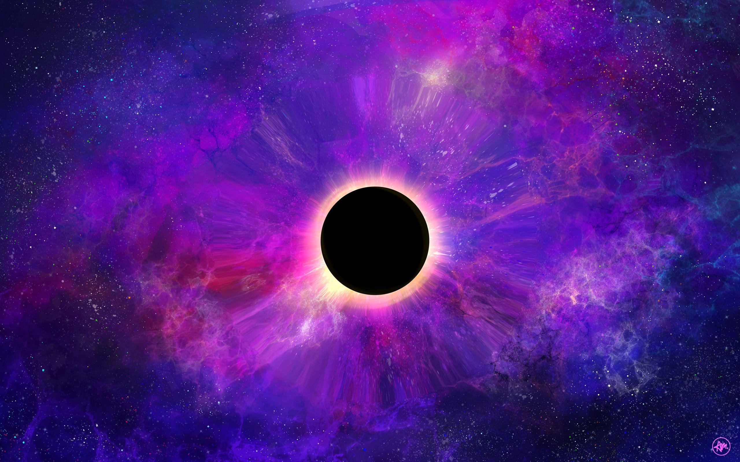 2560x1600 Wallpaper space, ball, planet, dark, art