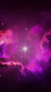 Preview wallpaper space, glow, galaxy