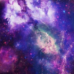 Preview wallpaper space, nebula, cluster, bright